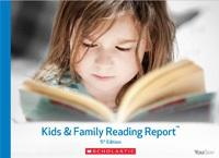 Kids And Family Reading Report