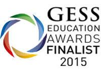 GESSAwards 2015 FINALIST