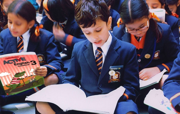 Literacy Is The Birthright Of Every Child