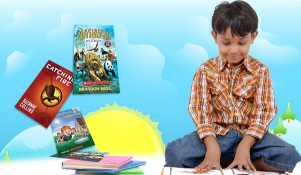 The Scholastic School Book Clubs bring children age-appropriate books from around the world at discounted prices.