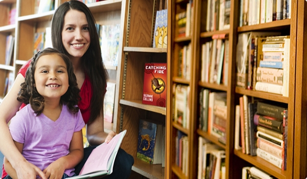 The secret recipe for raising a reader, keeping your child's momentum to read going