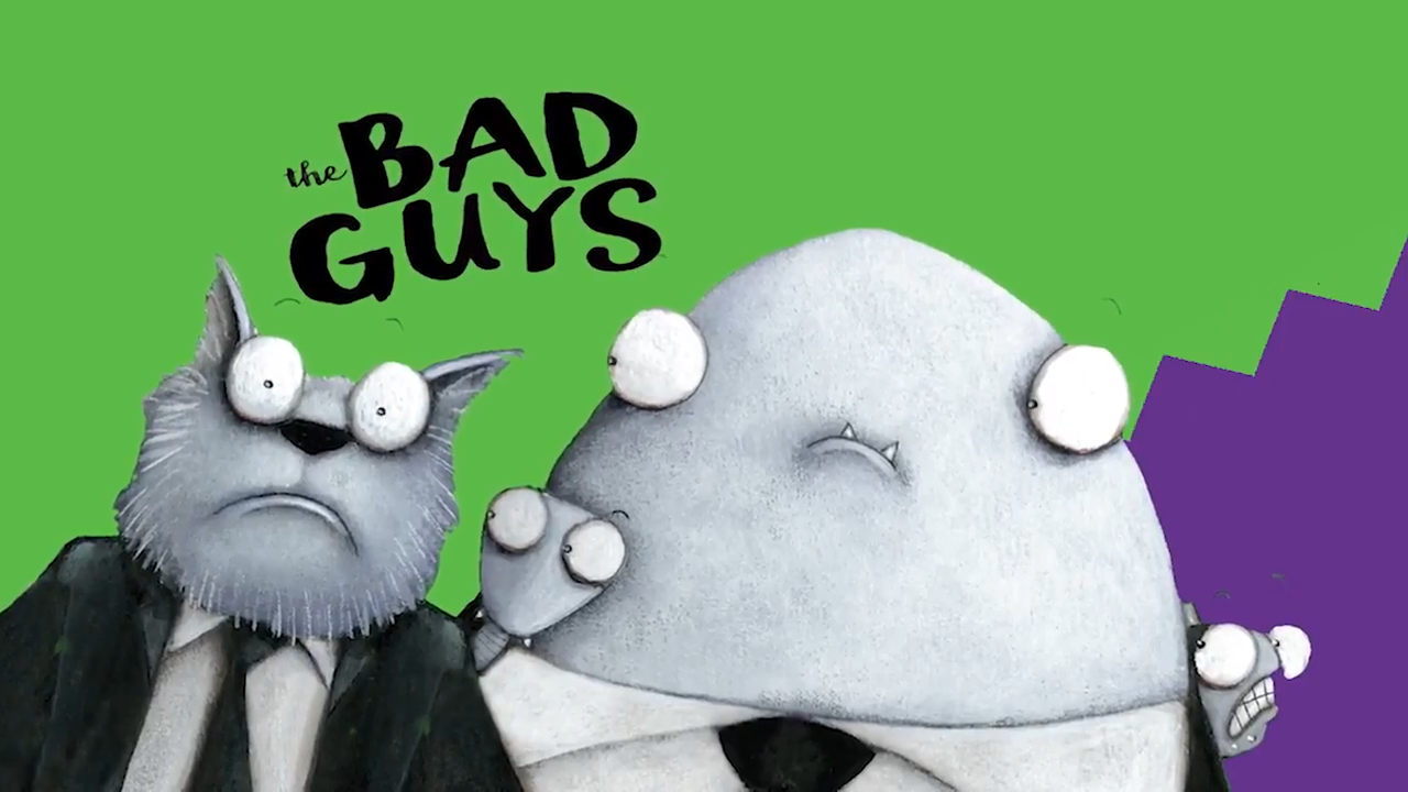 The Bad Guys - Episode 7: Do You Think He-Saurus!