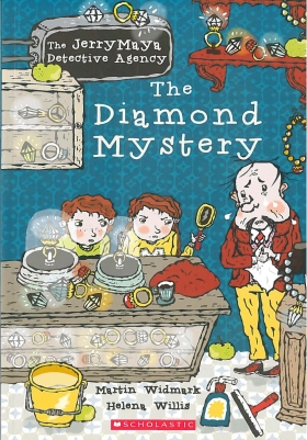 The JerryMaya Detective Agency: The Diamond Mystery