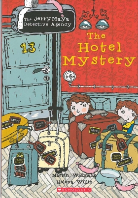 The JerryMaya Detective Agency: The Hotel Mystery