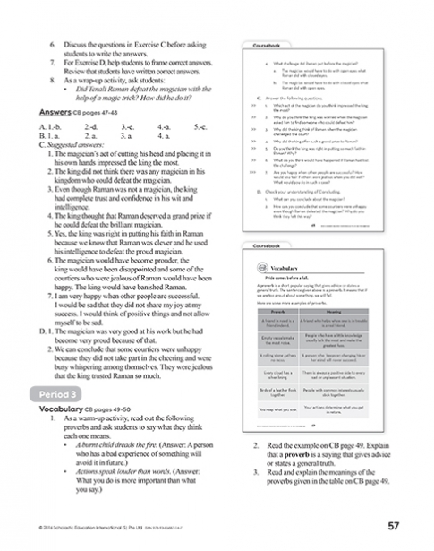 Teacher's Manual 5